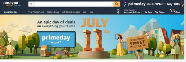 70%Offあり!7/10~30時間限定!Amazon Prime Day ガイド!